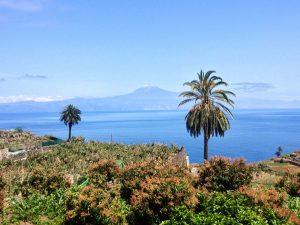Vista su Tenerife